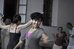 Céline dancing