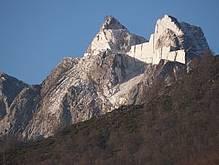 """Op weg naar de Altissimo: de steengroeve """"La Cervaiole"""""""