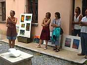 Sculpture classes in Tuscany, Italy