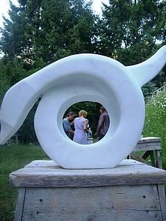 Skulptur von Alfred Hübsch aus Deutschland
