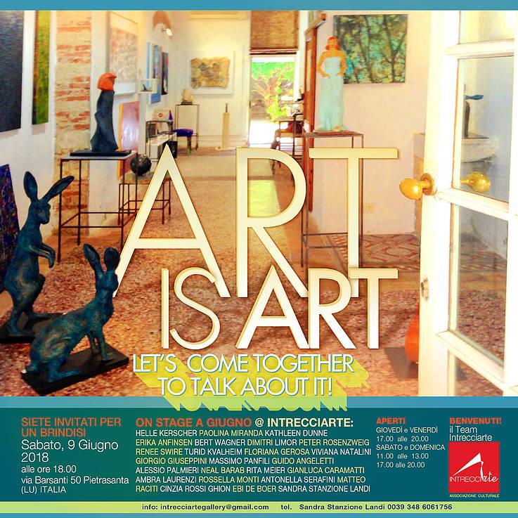 Ausstellung in Pietrasanta