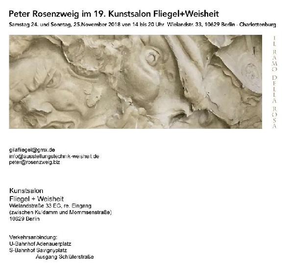 Einladung Peter Rosenzweig