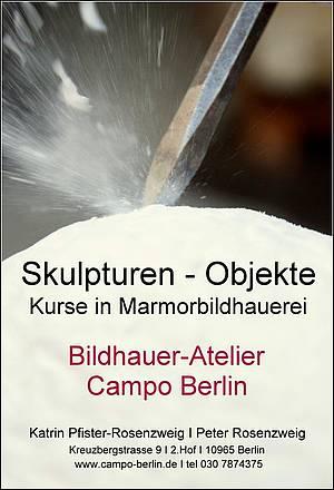 Schild Campo Berlin