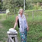 Orla und ihr erster Stein