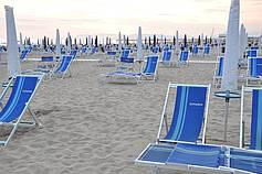 Die Bäder von Forte dei Marmi oder Marina di Pietrasanta erwarten Sie