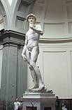 Visit the original David from Michelangelo in Florence