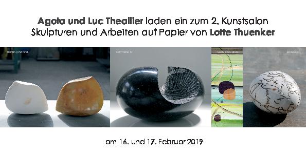 Lotte Thuenker lädt nach Berlin ein