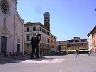 Excursion to Pietrasanta