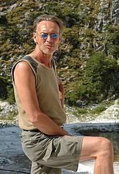 Artist and tutor Ulf Meyer