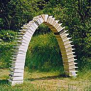 Sculptuur van carrara marmer