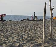 Badespaß kann man am freien Strand erleben