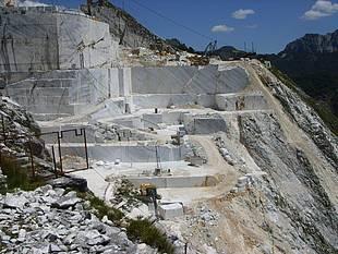 Der grandiose Steinbruch des Cervaiole