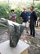 Intensivkurs Granit-/Marmor, Maschinen- und Handarbeit
