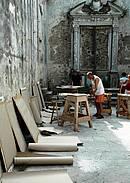 Werkstatt Malerei