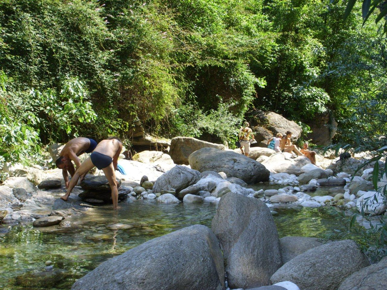 Natuur en omgeving in Toscane in Italië, studieverlof en